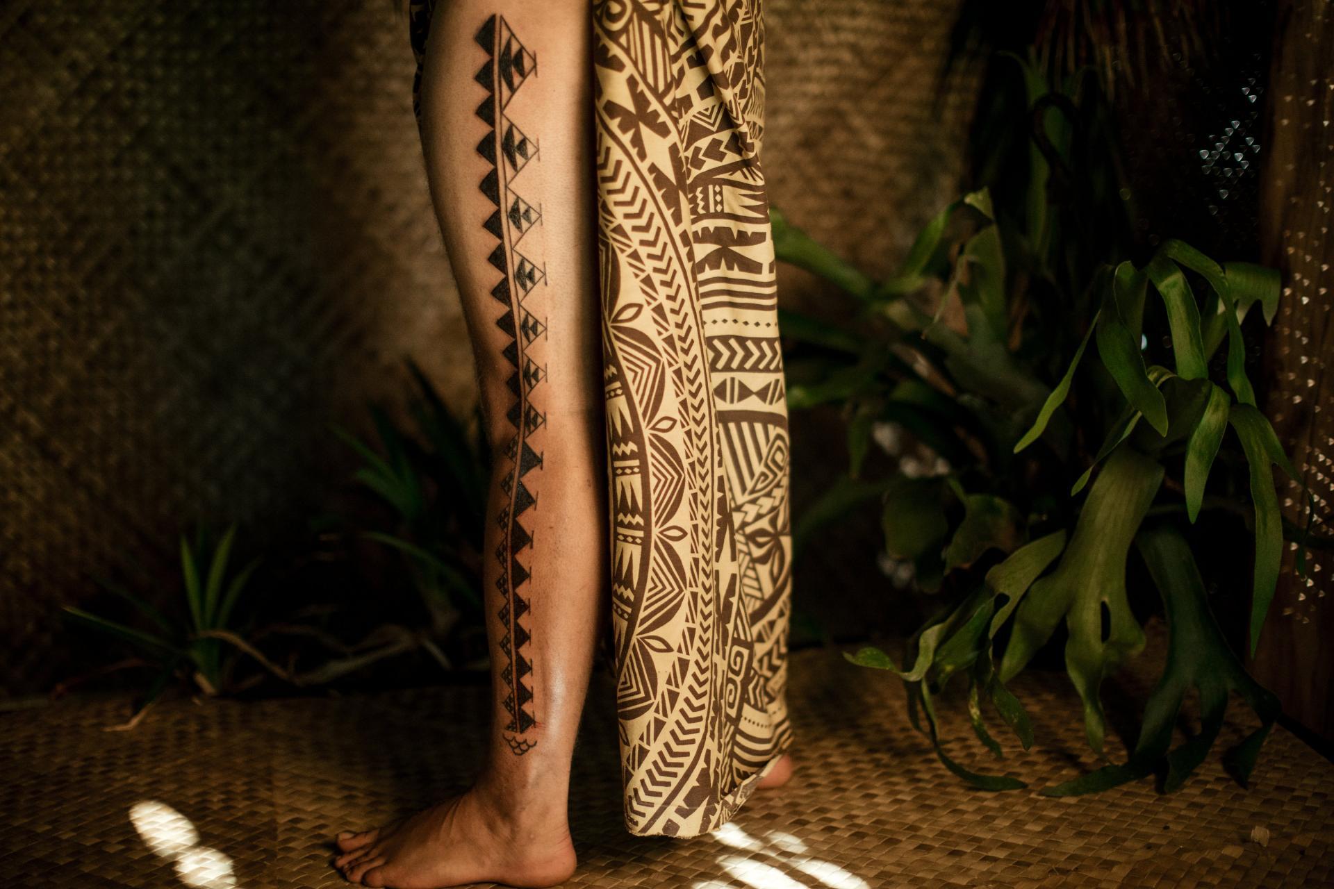 Transformation Through Tattoo