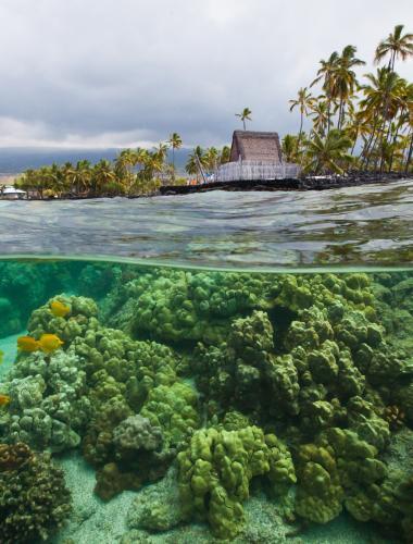 ハワイ島の史跡
