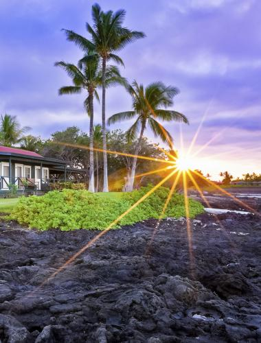 Island of Hawaii Accommodations