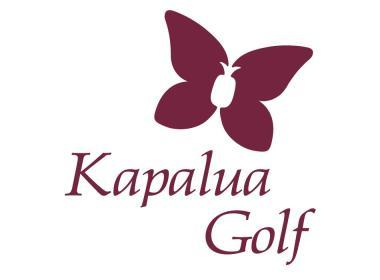Kapalua Golf