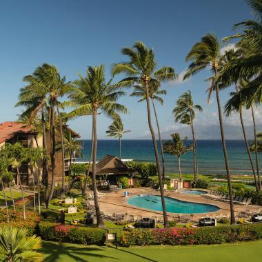On Maui's Kaanapali Coast