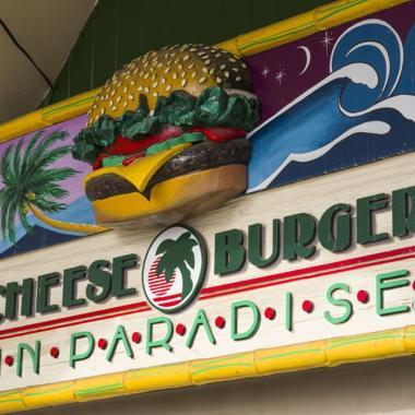 Cheeseburger Waikiki