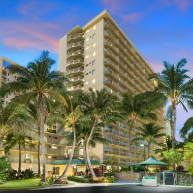 Courtyard Waikiki 1