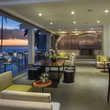 Lobby Sunrise
