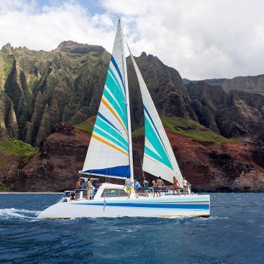 Napali Coast Snorkel Sail