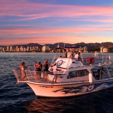 New Waikiki Sunset Cruise! 'Ocean and You'