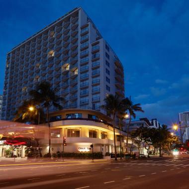 Ohana Waikiki East by Outrigger Exterior