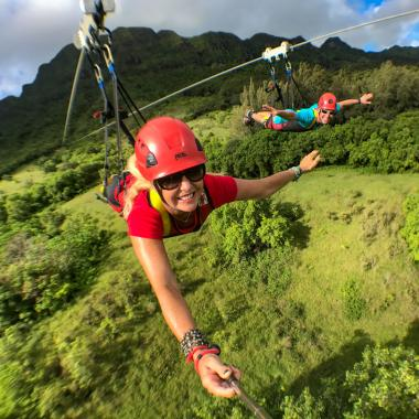 Going Big with Outfitters Kauai