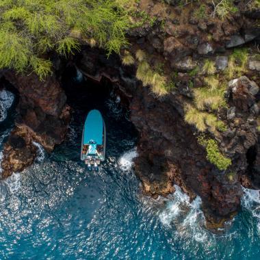 Exploring Sea Caves