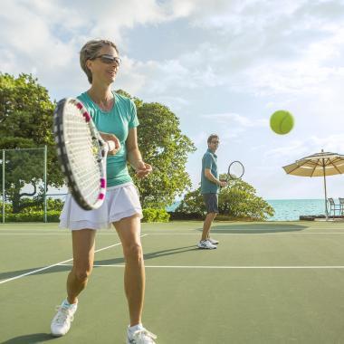 Seaside Tennis Club at Mauna Kea Beach Hotel