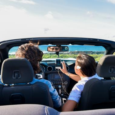 Driving shoot w/ app