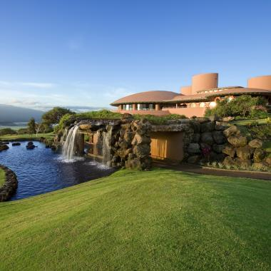 The King Kamehameha Golf Club Club House