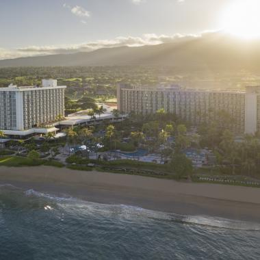 The Westin Maui Resort & Spa on Kāʻanapali Beach