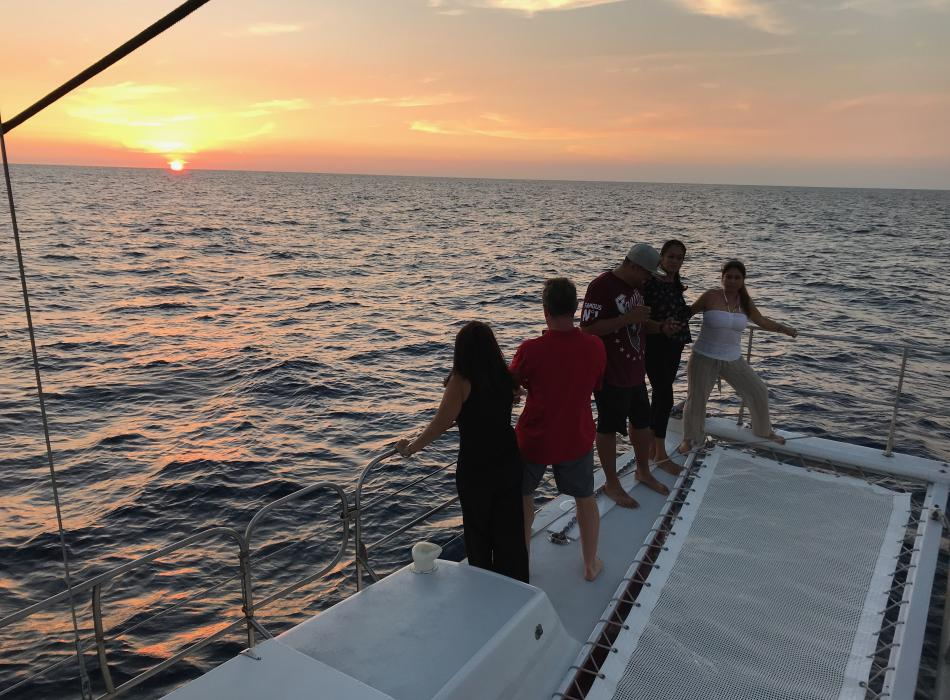 Private Charter Sunset