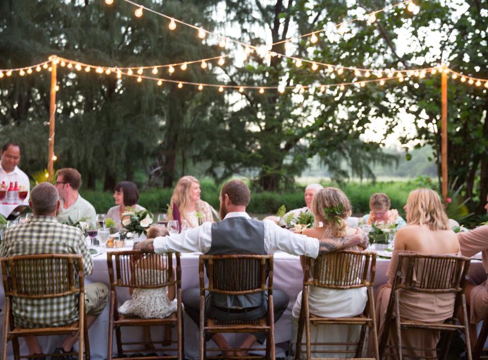 Waimea Plantation Gardens Wedding - Legacy Events Kauai