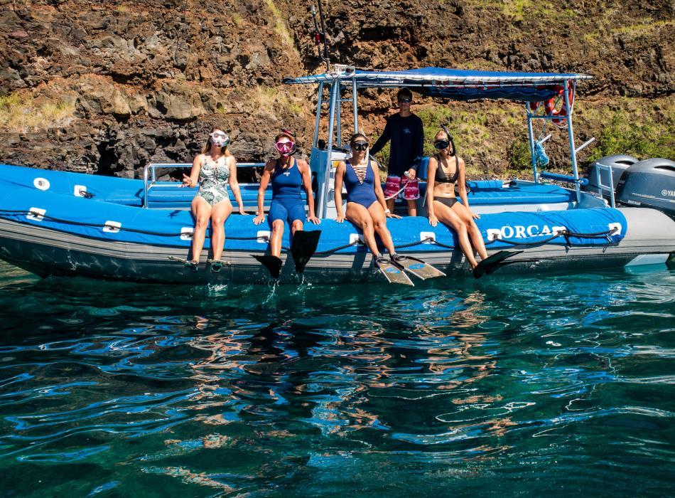 Snorkeling K-Bay