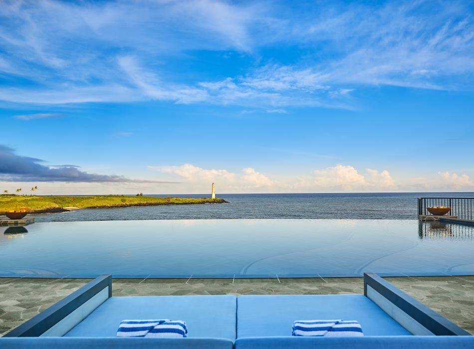 Infinity Pool Ocean View