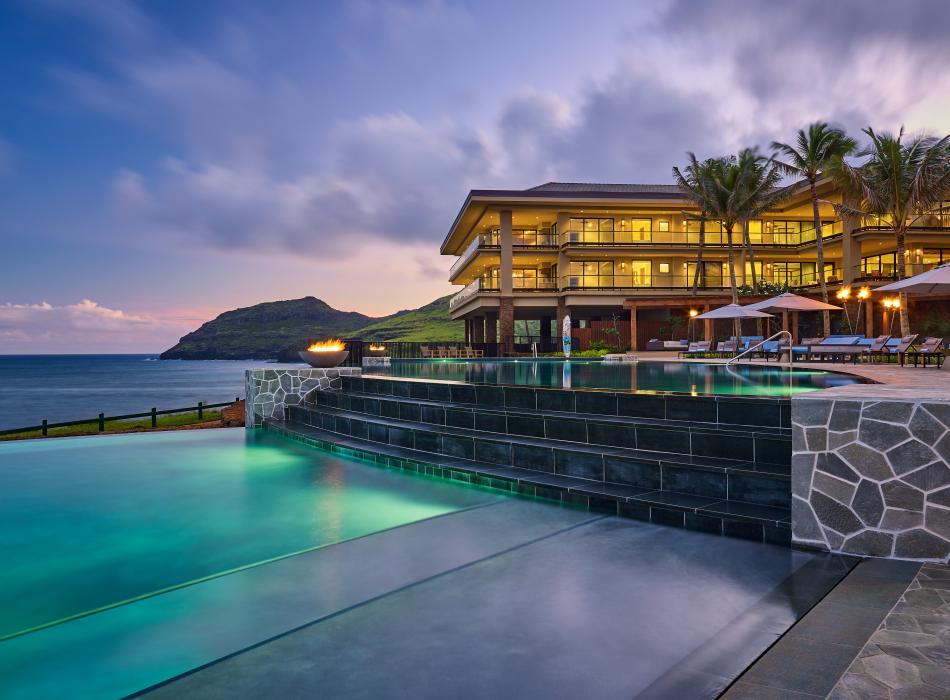 Timbers Kauai Pool