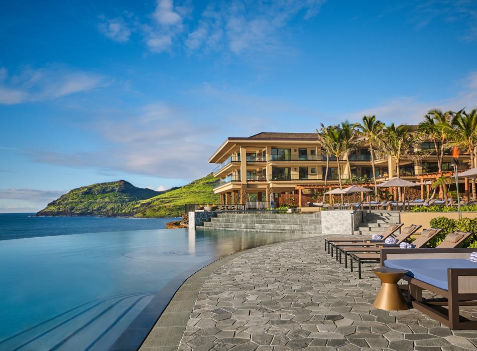 Timbers Kauai Infinity Pool