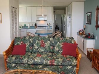 A116 - Living room from lanai