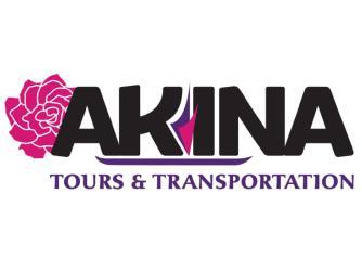 Akina Tours & Transportation Logo