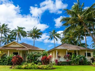 Alekona Kauai Vacation Rentals - Spouting Horn Cottage