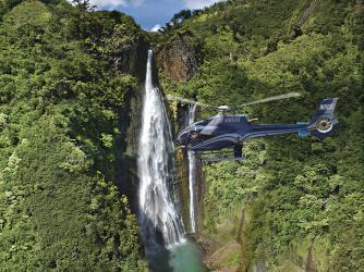 Kauai - Manawaiopuna Falls