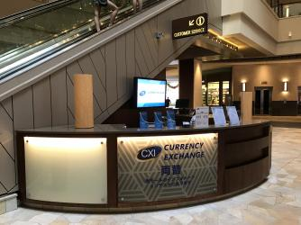 Currency Exchange International at International Market Place