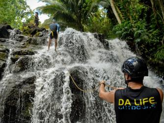 Waterfall Rappel & Hiking Adventures