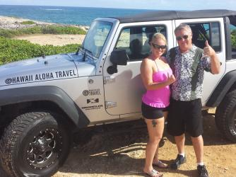 Hawaii Jeep & Specialty Tours