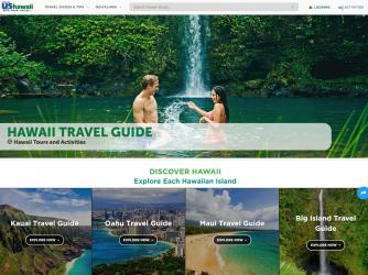Hawaii-Guide homepage