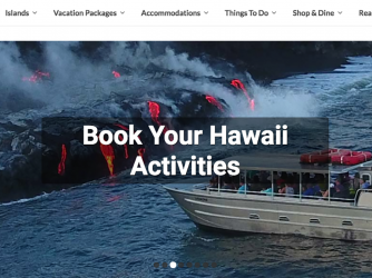 Book Your Activities on Hawaii.com
