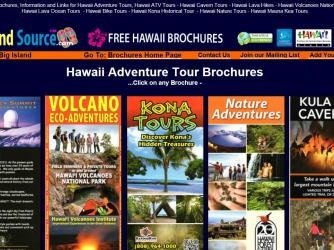 FREE Hawaii Online Brochures