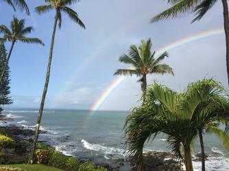 Kahana Double Rainbow