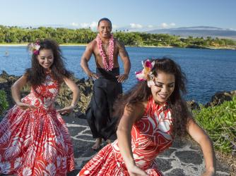 Mauna Kea Beach Hotel's Lu`au