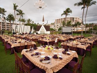 Elegant Outdoor Event