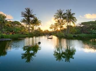 Kaula Lagoon