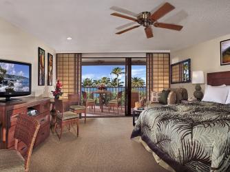 Napili Kai Beach Resort - Ocean View Studio