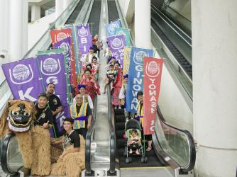 Okinawan Festival at Hawaii Convention Center