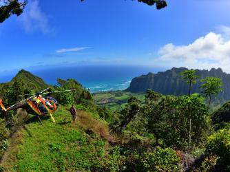 Oahu - Magnum Landing