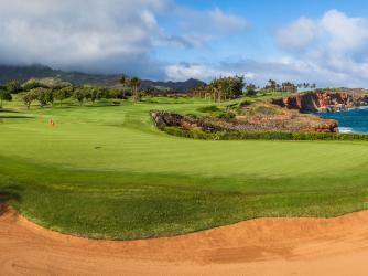 Poipu Bay GC 16th hole