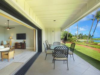 Beachfront Hale Awapuhi Villas, Kapaa, Kauai