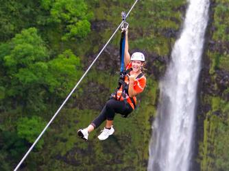 Hawaii Zipline Tours