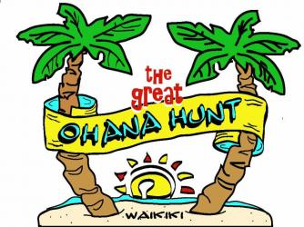 The Great Ohana Hunt