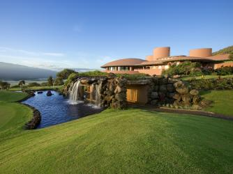 The King Kamehameha Golf Club Club House