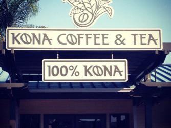 Kona Coffee & Tea