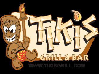 Tiki's Grill & Bar Logo