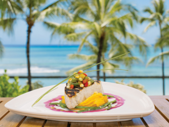 Tiki's Fresh Island Fish and Ocean Views