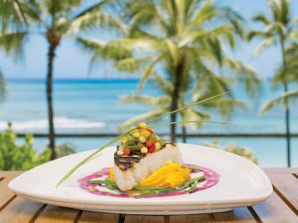Tiki's Fresh Island Fish and Ocean Views
