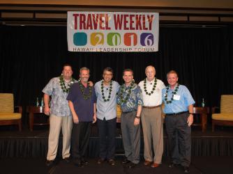 Travel Weekly Leadership Forum